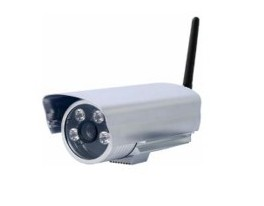 Megapixel CCD IP IR Camera